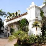 The Casino Marbella from the outside.