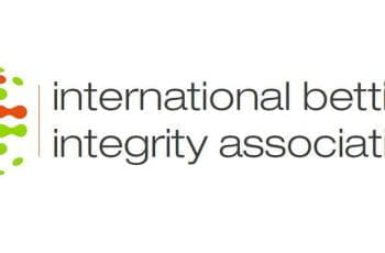 The logo of the International Betting Integrity Association.