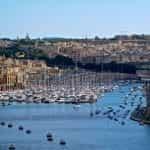 A view of Malta.