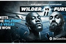 The Wilder vs Fury II promotion from BGO.