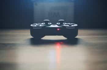 A game console controller.