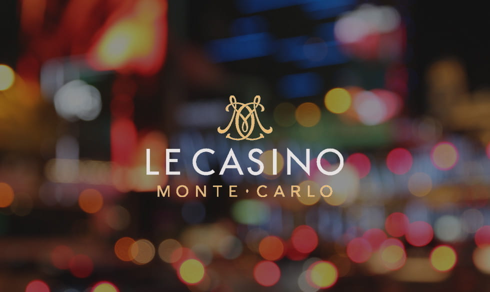 The La Casino Monte Carlo logo.