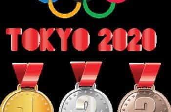 Tokyo 2020 Olympics.