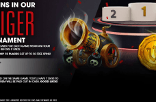 The Red Tiger Slots Tournament at Grosvenor.