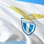 SS Lazio logo.
