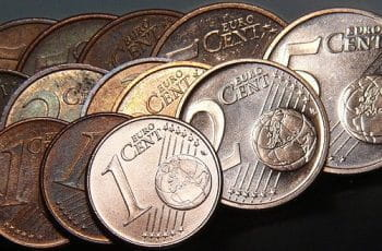 A pile of cents.