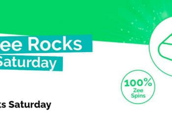 The Zee Rocks Saturday promotion at Playzee.