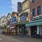 Boardwalk Atlantic City di Atlantic City, New Jersey, AS.