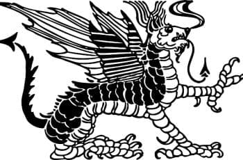 Dragon from the Chinese Zodiac.