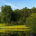 Kebun Raya Meadowlark di Virginia, AS.