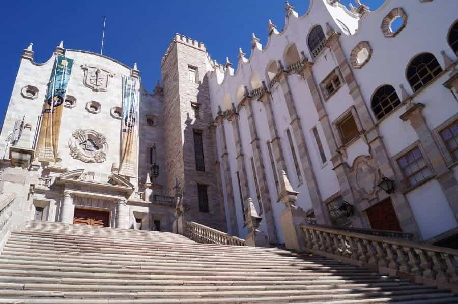 Universitas Guanajuato, Meksiko.