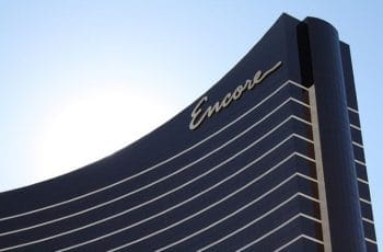 Wynn's Encore location in Las Vegas, Nevada, US.