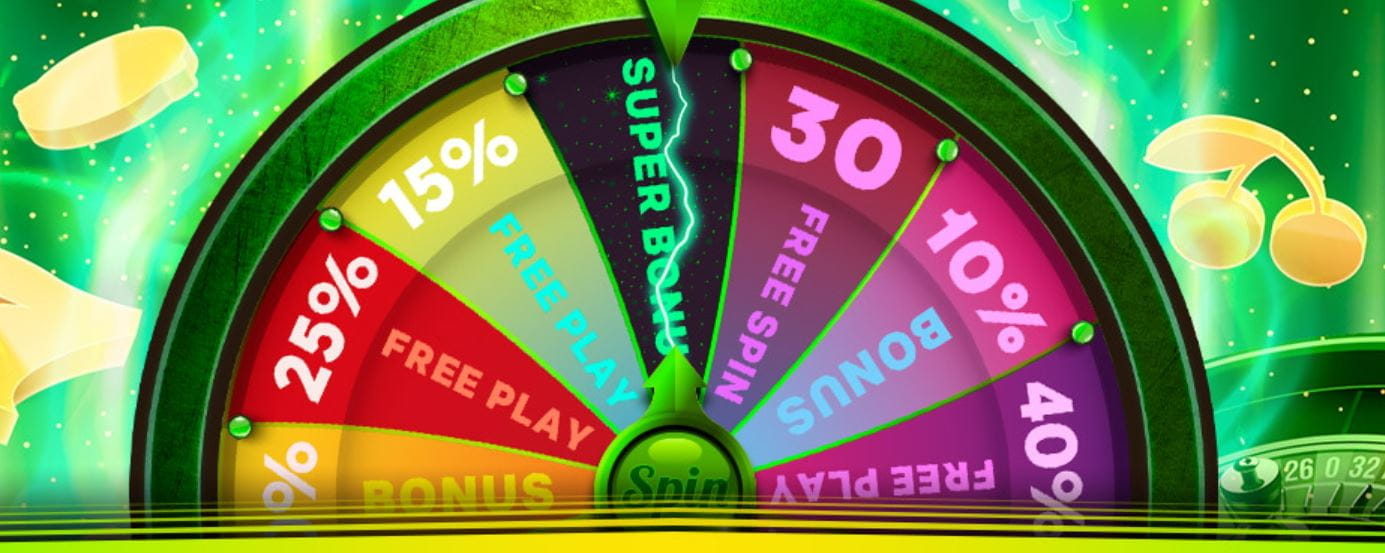 The Wheel of Fortune at 888casino.