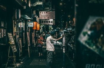China City Alley.