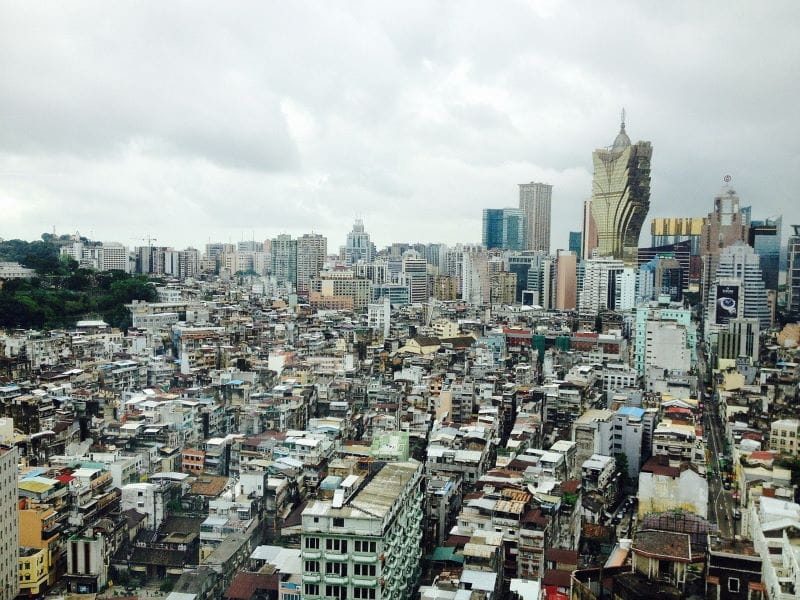 Kota Makau.