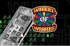 The Wheel of Wishes at Unibet.