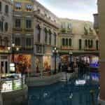 The Venetian di Makau.