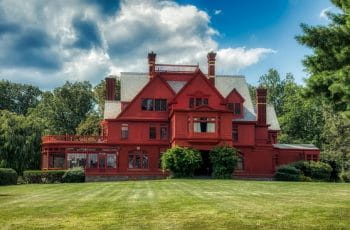 The home of Thomas Edison in New Jersey, US.