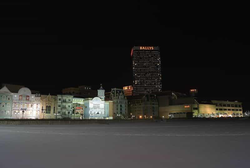 Bally's Atlantic City.