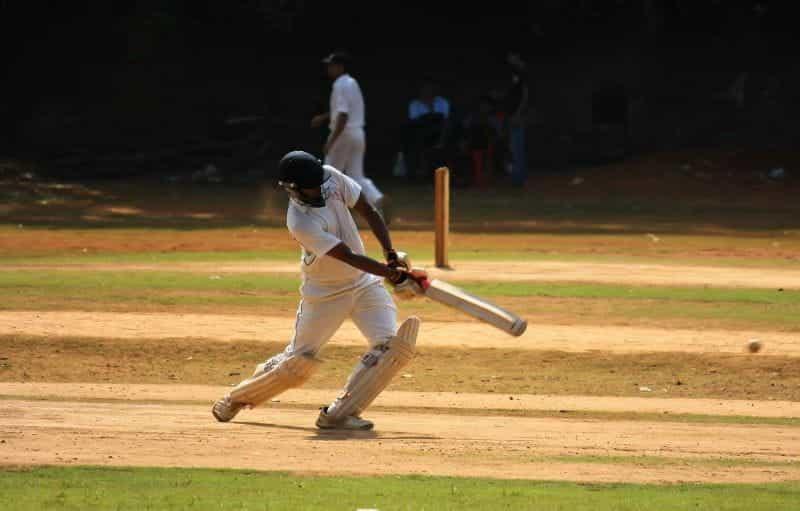 Pemain kriket India.