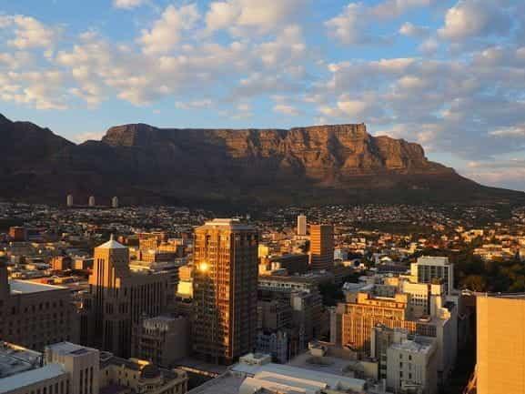 Cape Town, Afrika Selatan.