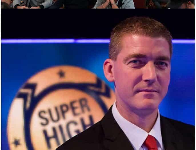 Direktur Terbuka Poker Internasional 2021 Nick O'Hara.