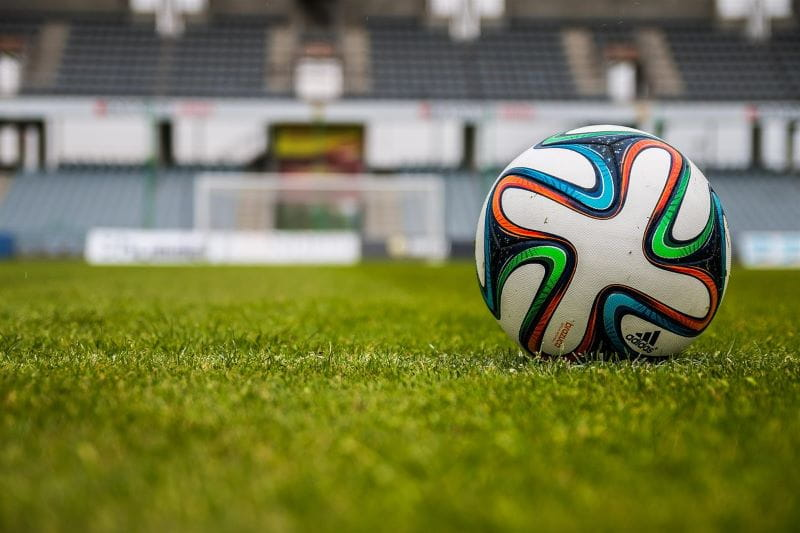Sepak Bola Eropa.